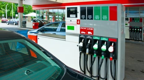 Gas station and petroleum depot equipment